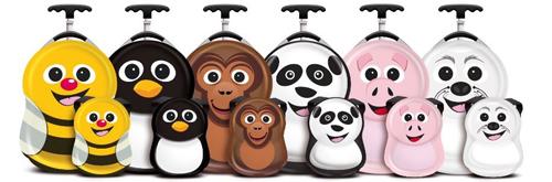 Las maletas más bonitas para niños
