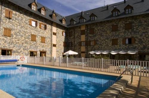 Vacaciones familiares en Lleida: Boi Taull Resort