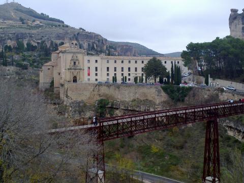 Parador de Cuenca con niños