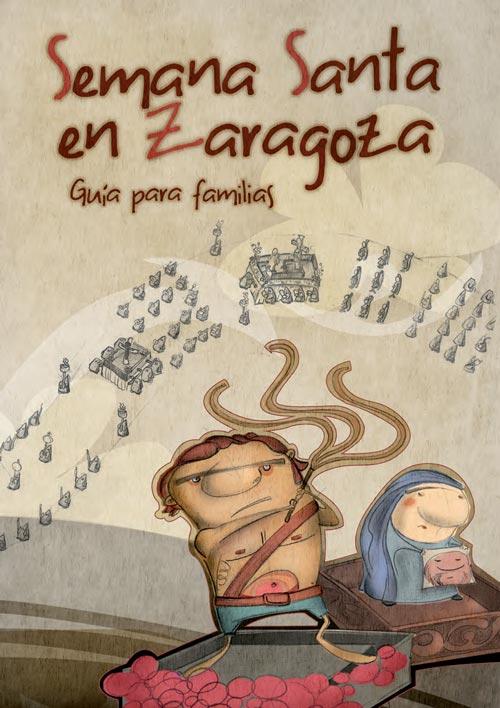 Semana Santa en Zaragoza con niños
