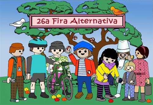Feria Alternativa de Castellon 2012