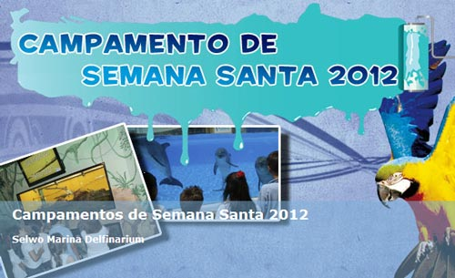 Campamentos Semana Santa Selwo Marina Benalmádena