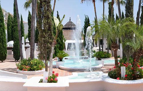 """Hotel con """"niños gratis"""" Albayzin del Mar Granada"""
