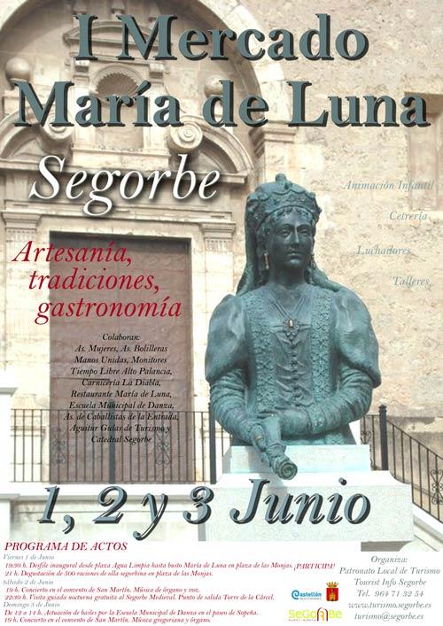 I Mercado María de Luna, Segorbe