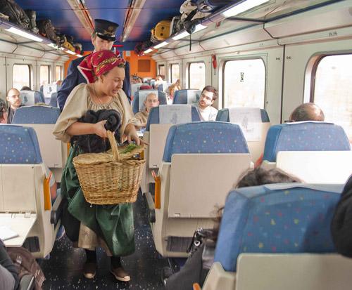 """Conoce Soria en el Tren Turístico """"Campos de Castilla"""""""