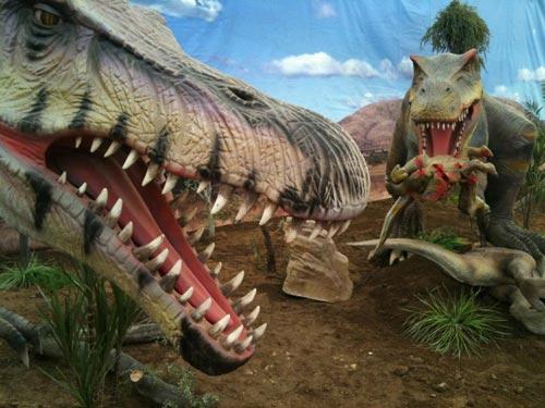 Dinosaurios Park en Galicia