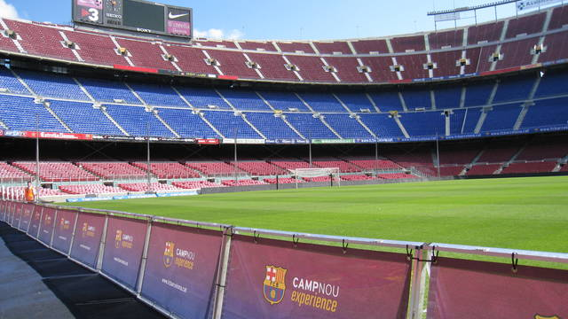 Tour Futbol Club Barcelona