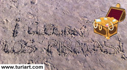 En busca del tesoro Pirata en Valencia