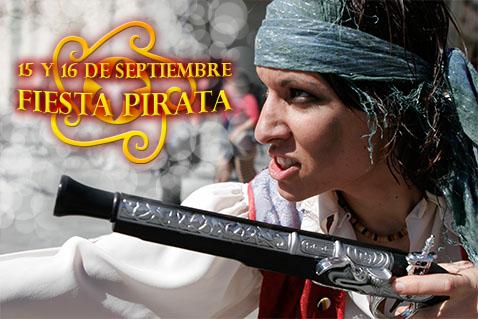 Fiesta Pirata en Isla Mágica