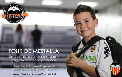 Tour Mestalla Valencia CF