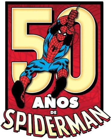 Exposición 50 años de Spiderman en Zaragoza