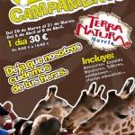 Terra Natura Murcia: Campamento Semana Santa
