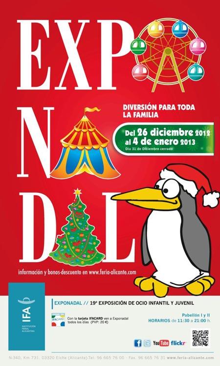 Navidad con niños en Alicante