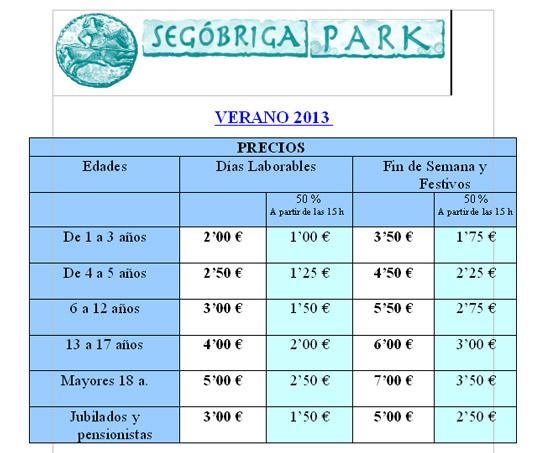 precios-segobriga-2013