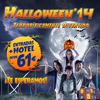 Halloween 2014 Portaventura-1