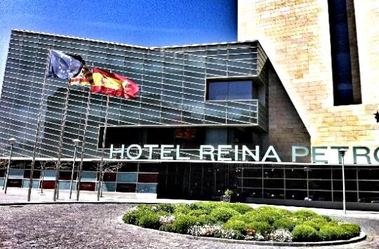 Hotel Reina Petronila Zaragoza-2