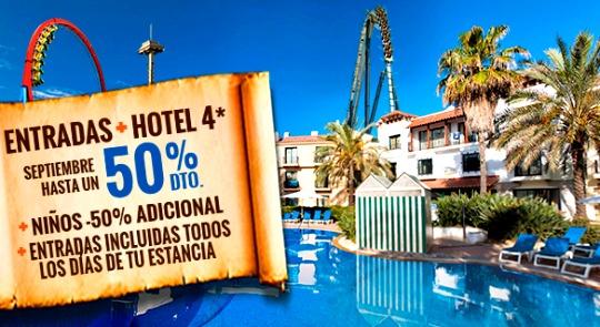 PortAventura-Oferta especial Septiembre.
