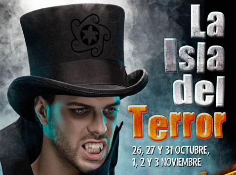 Halloween 2014-Isla Mágica-1