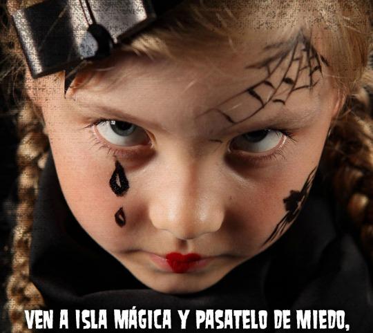 Halloween 2014-Isla Mágica-2