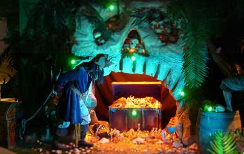 Halloween 2014-Isla Mágica-3