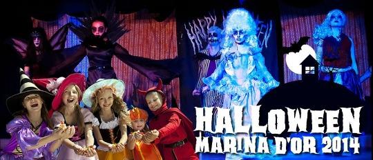 Halloween Marina D´Or -2