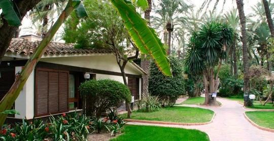 Hotel Huerto del Cura-Elche-2