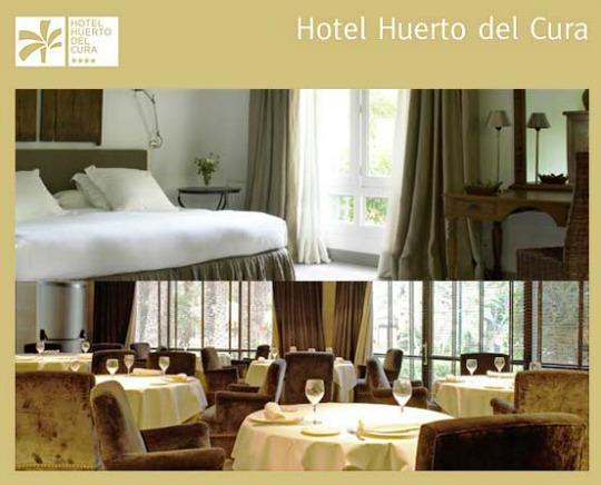 Hotel Huerto del Cura-Elche-5