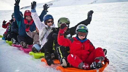 Esquiar coon niños-1