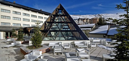 Hotel Meliá Sol y Nieve – Sierra Nevada