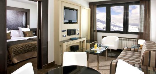Hotel Meliá-Sierra Nevada-3