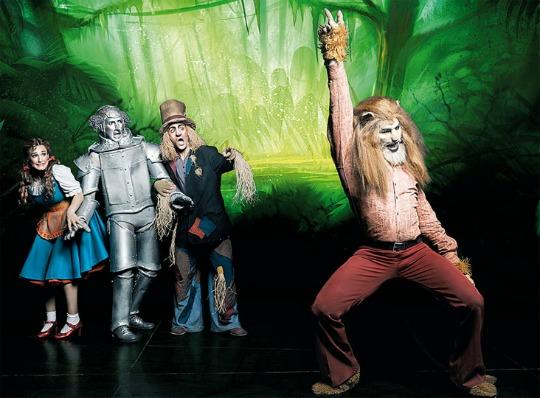 Musical El Mago de Oz-1