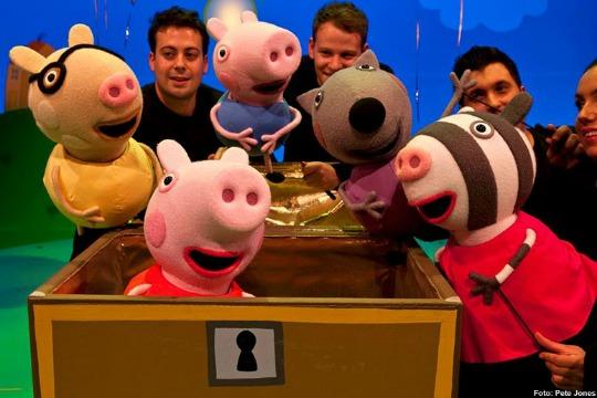 Peppa Pig - Teatro Alicante-4