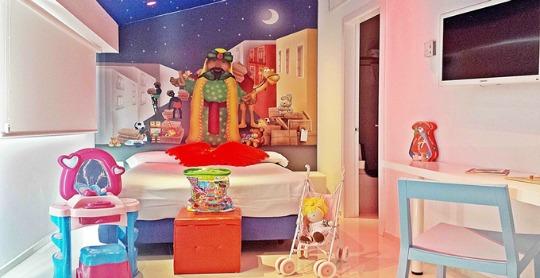 Hotel del juguete-Noche de reyes 3