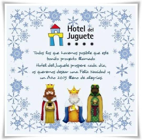 Hotel del juguete-Noche de reyes