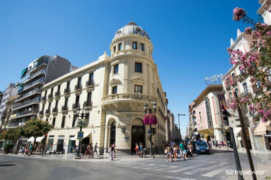 Hoteles Granada 9