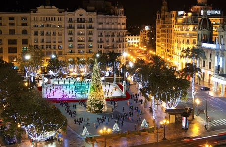 Navidad Valencia 2