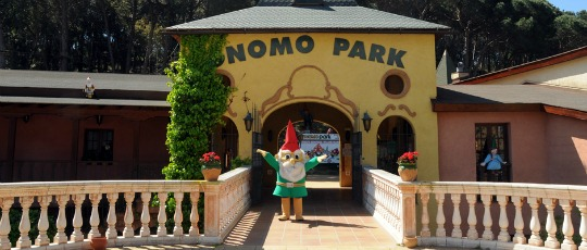 Gnomo Park-Lloret de Mar