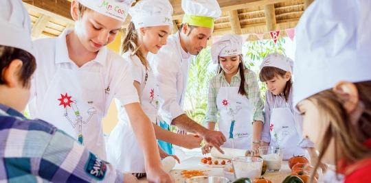 Hoteles para niños en Cadiz