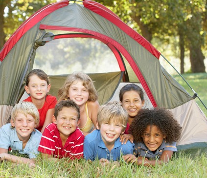 Campamentos para niños 2