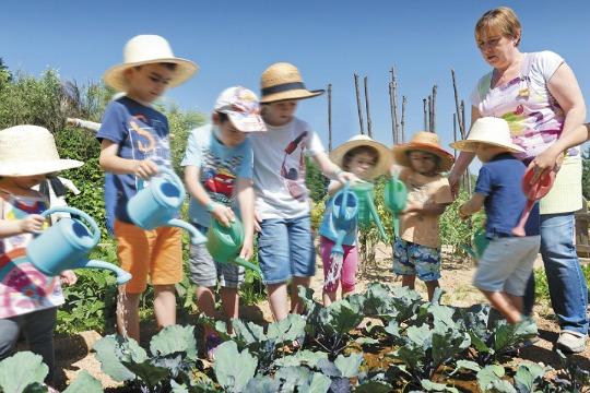 Turismo rural con niños 3