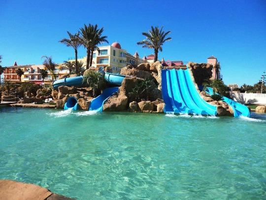 Hoteles para ir con niños en Roquetas de Mar 1