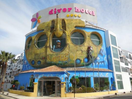Hoteles para niños en Almeria 2