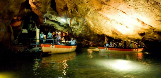 Las Cuevas de San Jose