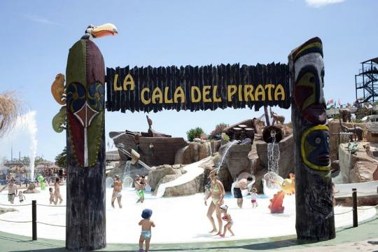 "Parque acuático para niños ""Aquarama"""