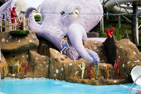 Parque acuático Aquarama 14