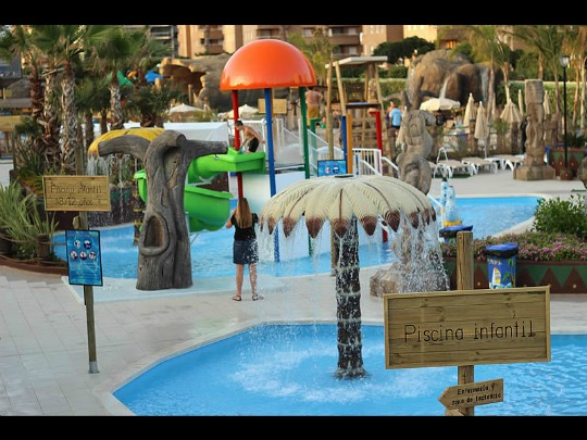 Parque acuático Marina D´Or 5
