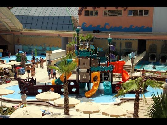 Parque acuático Marina D´Or 7