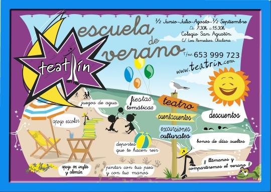 actividades para niños en verano 4