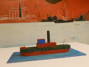 museo marítimo Bilbao con niños 2