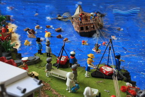 museo marítimo Bilbao con niños 3